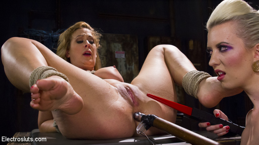 Spreader Bar Bondage Anal