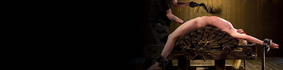 Device Bondage presents BDSM videos of naked girls dominated in barbaric metal devices.