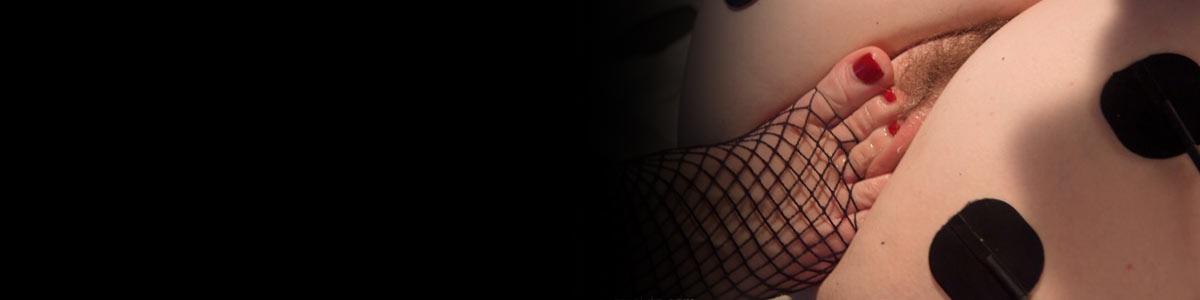 Electro Sluts | Lesbian BDSM electro Femdom and Bondage.