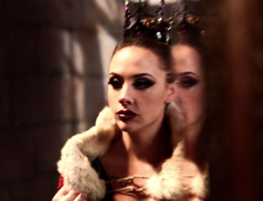 Double Anal Penetration | Chanel Preston in a BDSM gangbang video at HardcoreGangBang by Kink Studios.