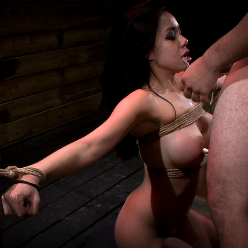 Asian Girl Tied Up Gagged