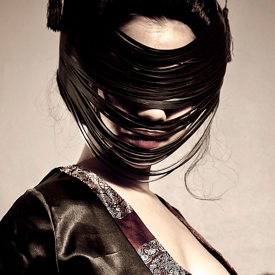 Mistress Kawa as a Fetish Geisha. Japanese, Lebanese BDSM and Shibari model at altporn4u. Photo by StudioIvolution.