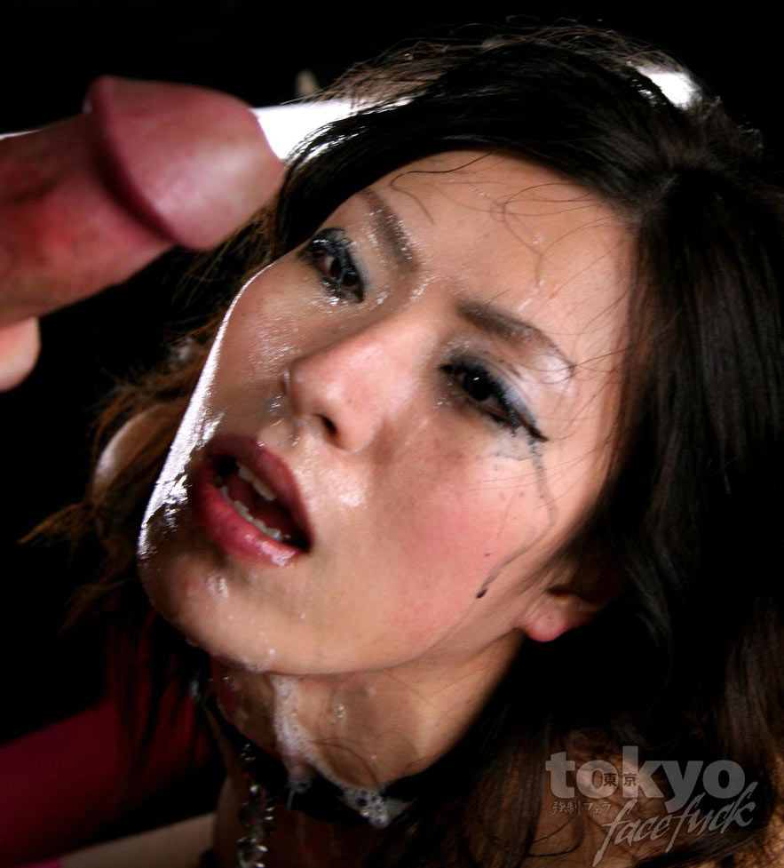 Tokyo Face Fuck. Miho Kanno, uncensored Japanese facefucking Deep-throat Fetish videos.
