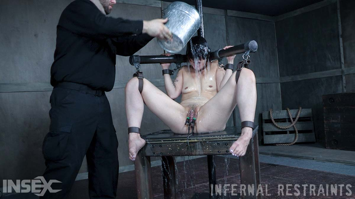 Infernal restraints bdsm