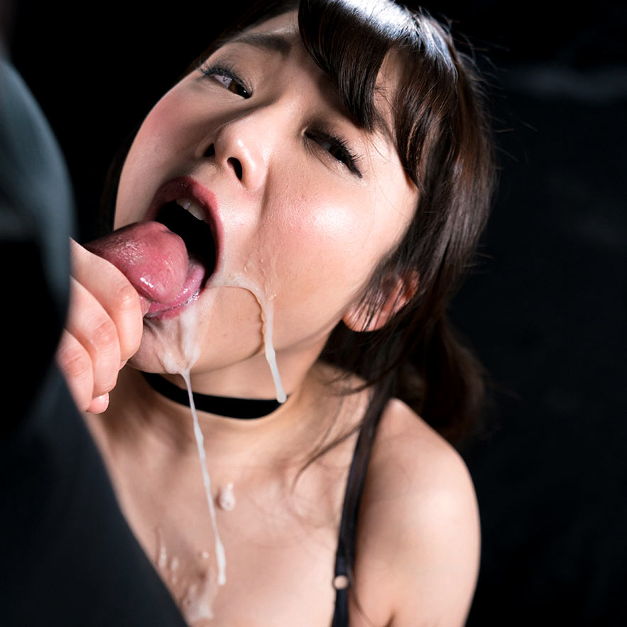 Yui Kawagoe SpermMania uncensored. The JAV model sucks 9 men in the video Yui Kawagoe's Cum Filled Mouth Group Blowjob.