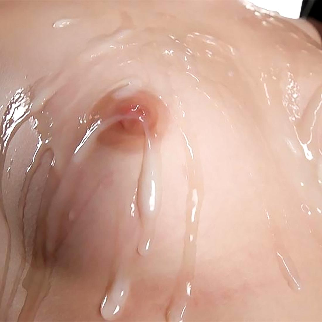 Kristen Scott Uses Her Sperm Covered Body to Make You Cum. Uncensored Body Bukkake with a nude girl receiving 18 cumshots by Cum Fetish Studio SpermMania.