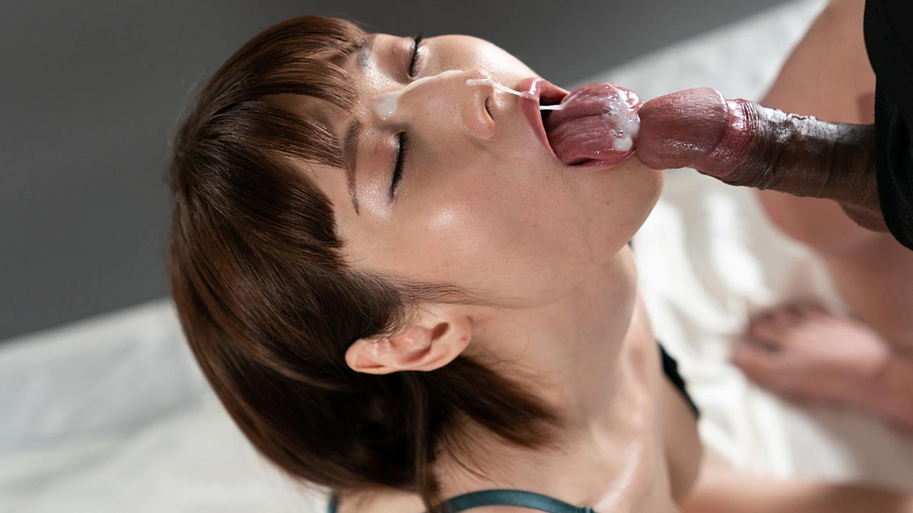 Mizuki Fellatio Japan. An uncensored blowjob video with a Japanese girl sucking cock.