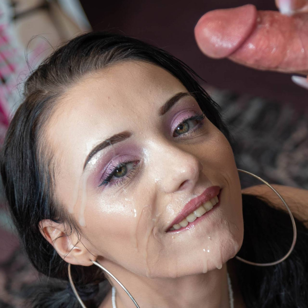 Cecelia Taylor giving Handjobs in Public. She gets Facial Cumshots and walks with cum on her face in the streets. Public sex at Manojob.